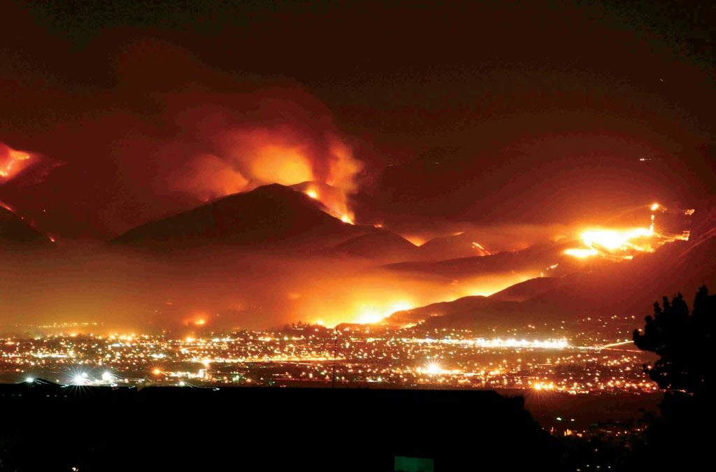 Climate and the NorCal Wildfires