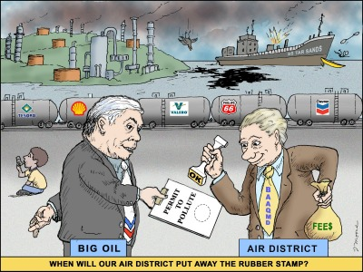 Reducing GHG's in the Bay Area & AB 398
