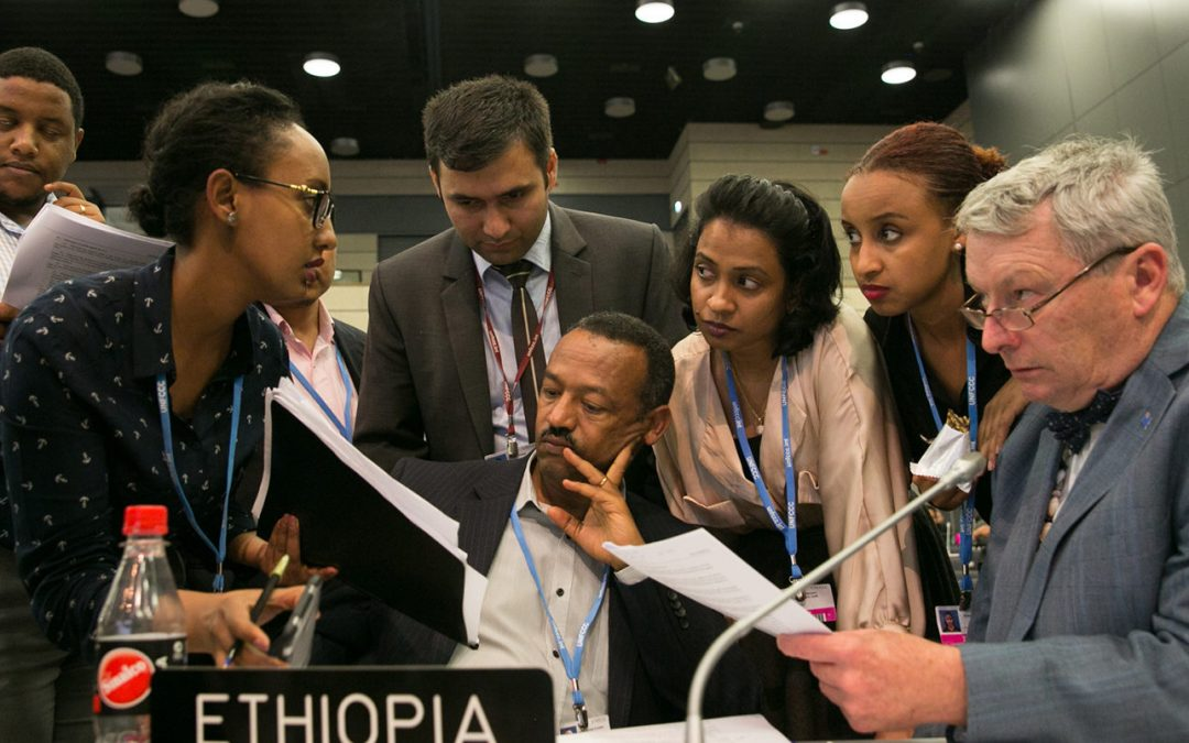 COP 23: Places to Find Online News from Bonn