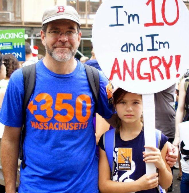 Climate Advocacy's Time for Offense