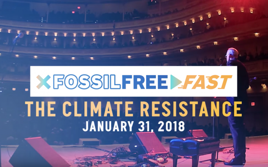 Climate Resistance Watch Parties in the Bay Area Wednesday, Jan 31