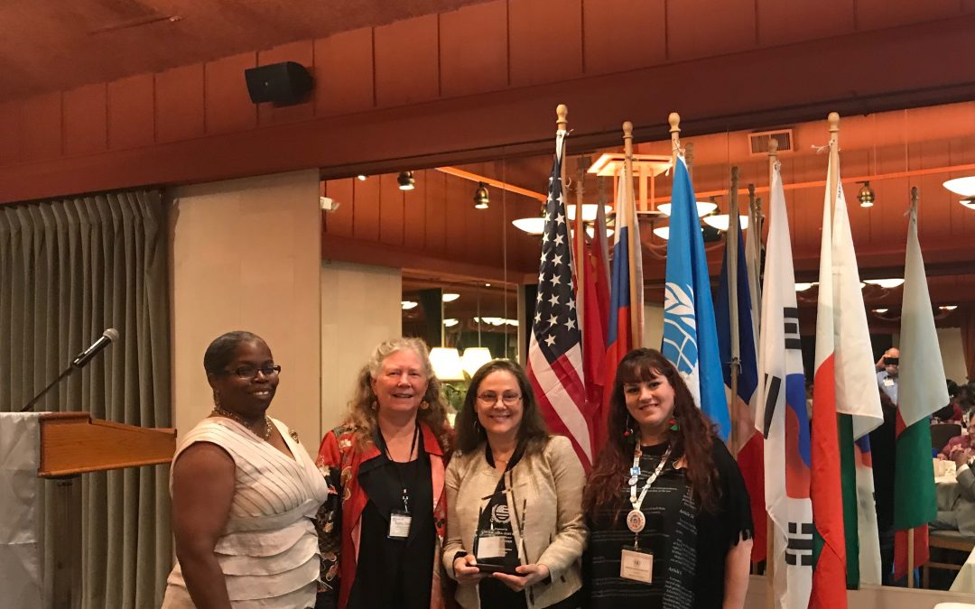350 Bay Area / 350 East Bay Receives United Nations USA Global Citizen Award