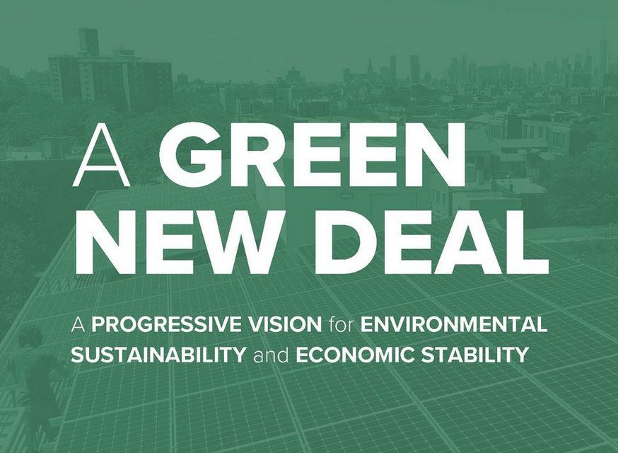 Green New Deal Update