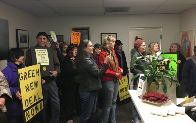 Green New Deal Demand in The Bay Area