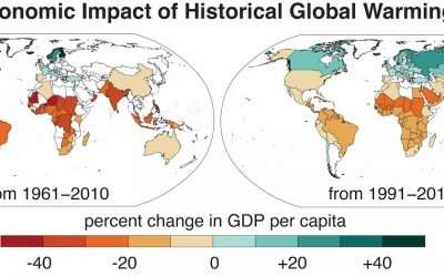Global Warming Hurts Poor Countries the Most